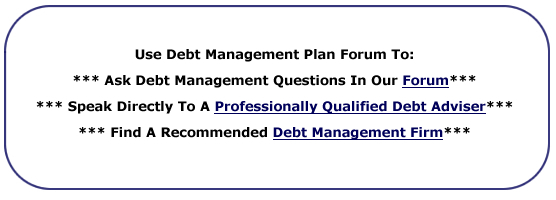 Debt Management Forum